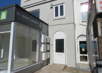 Thumbnail 3 bed flat to rent in Torquay Road, Paignton