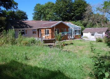 Thumbnail 5 bed detached bungalow for sale in Luxulyan, Bodmin
