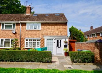 Thumbnail 4 bedroom end terrace house for sale in Micklem Drive, Hemel Hempstead