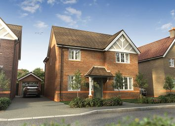 "Thumbnail 4 bed detached house for sale in ""The Tyndale"" at Omega Boulevard, Warrington"
