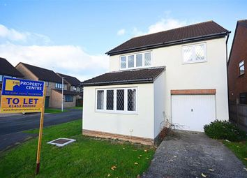 Thumbnail 4 bed detached house to rent in Penny Close, Longlevens, Gloucester