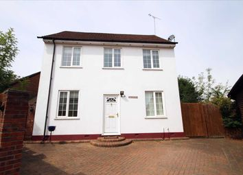 Thumbnail 3 bed detached house for sale in Highfield Road, Bushey WD23.