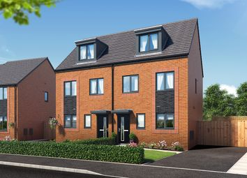 "Thumbnail 3 bed property for sale in ""The Rathmell"" at Littleton Road, Salford"