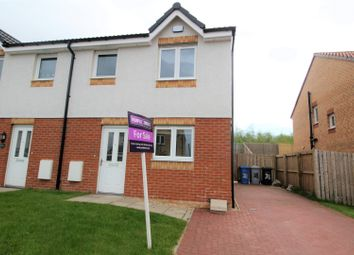 Thumbnail 3 bed semi-detached house for sale in Applegate Drive, Glasgow