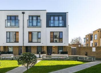 Thumbnail 3 bed end terrace house for sale in Fallow Place, Teddington