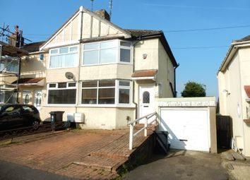 Thumbnail 2 bed end terrace house for sale in Jersey Ave, Broomhill, Bristol