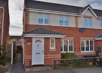 2 bed terraced house for sale in Snelston Close, Oakham LE15