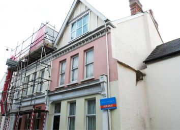 Thumbnail 1 bedroom flat for sale in Litchdon Street, Barnstaple, Devon