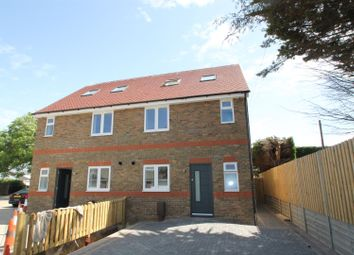 Thumbnail 3 bedroom semi-detached house for sale in The Parade, Pagham, Bognor Regis