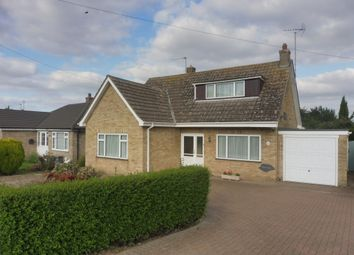 Thumbnail 3 bed bungalow for sale in Roman Bank, Long Sutton, Spalding