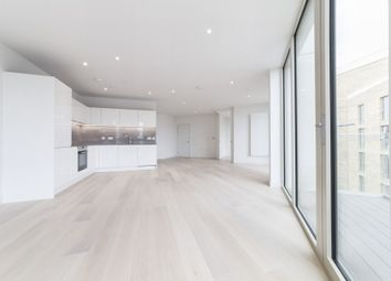 Thumbnail 1 bed flat to rent in Liner House, 30 Schooner Road, Royal Wharf, London