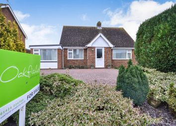 Thumbnail 3 bed detached bungalow for sale in Buckholt Avenue, Bexhill On Sea