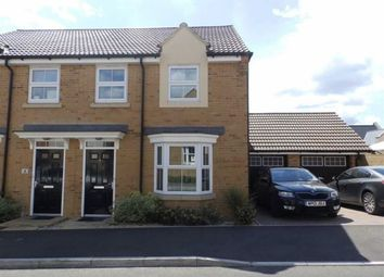 Thumbnail 3 bedroom semi-detached house to rent in Slade Street, Swindon, Wiltshire