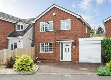 Yew Tree Avenue, Boley Park, Lichfield WS14. 3 bed detached house for sale
