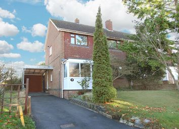 Thumbnail 3 bed semi-detached house for sale in Green Lane, Church Lawford, Rugby