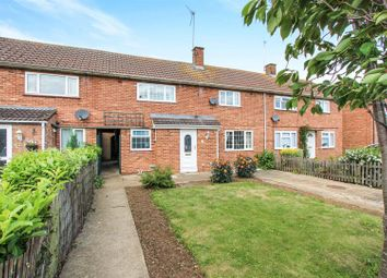 Thumbnail 4 bedroom terraced house for sale in Coxons Close, Huntingdon