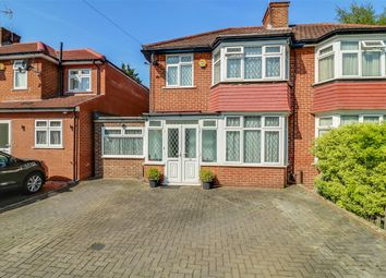 Thumbnail 3 bedroom semi-detached house for sale in Ladycroft Walk, Stanmore