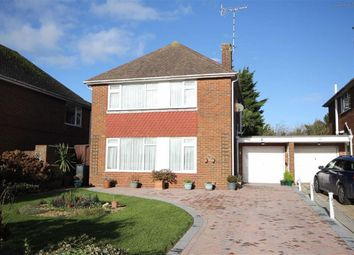 Thumbnail 3 bed link-detached house for sale in Cumberland Avenue, Goring, West Sussex