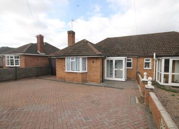 Thumbnail 2 bed semi-detached bungalow for sale in Crawford Close, Leamington Spa