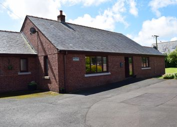 Thumbnail 3 bed detached bungalow for sale in 6 Kirtlebank, Rigg, Gretna, Dumfries & Galloway
