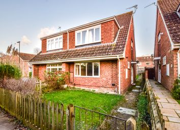 3 bed semi-detached house for sale in Anglesey Close, Crawley RH11