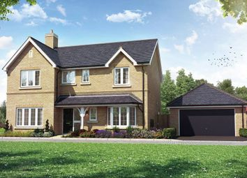 """Thumbnail 4 bedroom property for sale in """"The Osmore"""" at Buckden Road, Brampton, Huntingdon"""