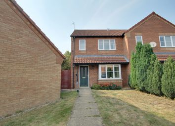 Thumbnail 3 bed semi-detached house to rent in Harvey's Close, Spalding