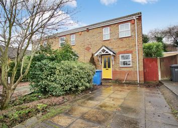 2 bed end terrace house for sale in Romany Road, Norwich NR3