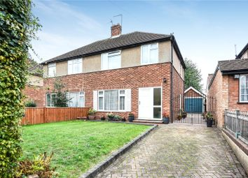 Thumbnail 3 bed semi-detached house for sale in Maple Lodge Close, Maple Cross, Rickmansworth, Hertfordshire