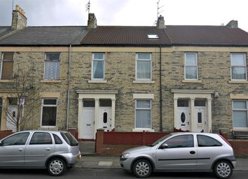 Thumbnail 2 bed flat to rent in Rosedale Terrace, North Shields