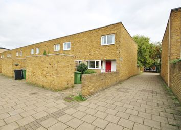 Thumbnail 2 bed end terrace house for sale in Enfield, Cambridge