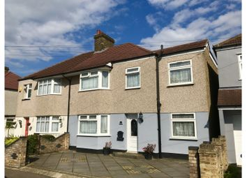 Thumbnail 5 bed semi-detached house for sale in Avondale Road, Welling