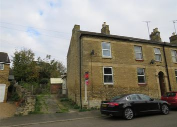 Thumbnail 2 bed end terrace house for sale in Thorpe Street, Raunds, Wellingborough