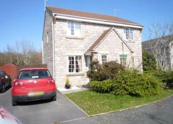 Thumbnail 2 bedroom semi-detached house to rent in Caer Worgan, Llantwit Major