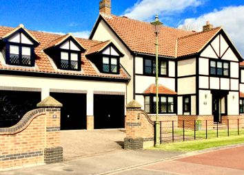 Thumbnail 5 bed detached house for sale in Gunners Vale, Wynyard, Billingham