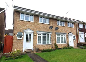 Thumbnail 3 bed property to rent in Grafton Close, Maidenhead