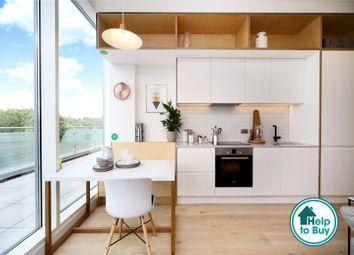 Thumbnail 1 bed flat for sale in Apt Living - Kew Bridge, Great West Road, Brentford