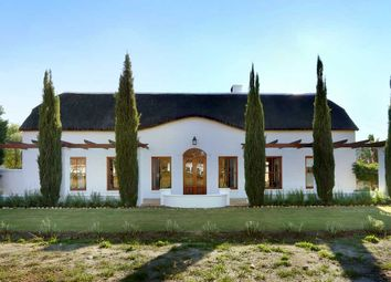 Thumbnail 4 bed detached house for sale in R45, Franschhoek, Western Cape, South Africa