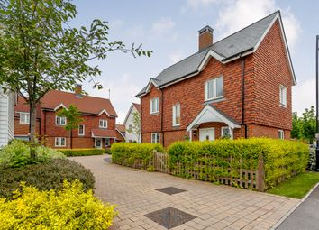 Thumbnail 3 bed detached house for sale in Churchill Way, Horsham, West Sussex