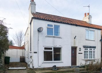 Thumbnail 1 bed semi-detached house for sale in High Street, Easington, Hull