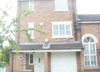 Thumbnail 4 bed detached house to rent in Chervil Close, Fallowfield, Manchester