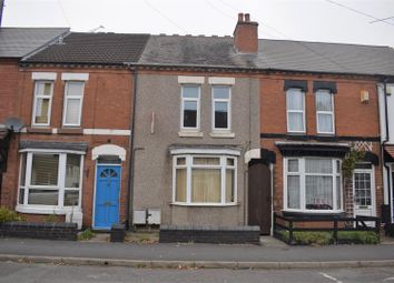 Thumbnail 1 bed maisonette for sale in William Street, Nuneaton