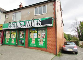 Thumbnail Retail premises for sale in 285 Rishton Lane, Bolton