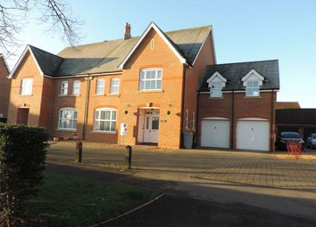 Thumbnail 5 bed semi-detached house to rent in Tilia Way, Bourne, Lincolnshire