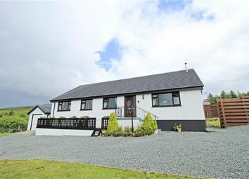 Thumbnail 4 bed detached house for sale in Achachork, Portree, Highland