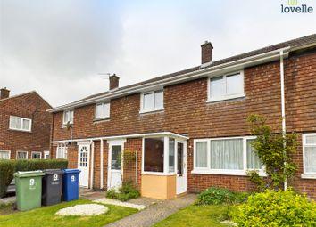 Thumbnail 2 bed terraced house for sale in Merlin Road, Brookenby, Binbrook, Market Rasen