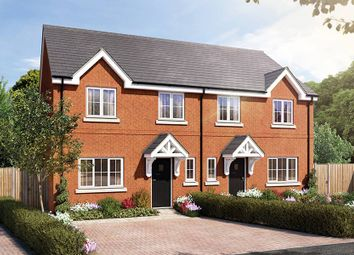 "Thumbnail 3 bedroom semi-detached house for sale in ""The Himscot"" at Gardeners Hill Road, Wrecclesham, Farnham"