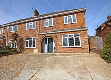 Thumbnail 5 bed semi-detached house for sale in Rowtown, Surrey