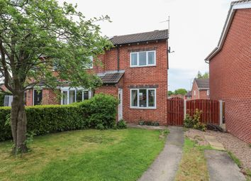 Thumbnail 2 bedroom semi-detached house for sale in Sandy Acres Drive, Waterthorpe, Sheffield