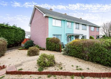 Thumbnail 3 bedroom end terrace house for sale in Briar Close, Christchurch